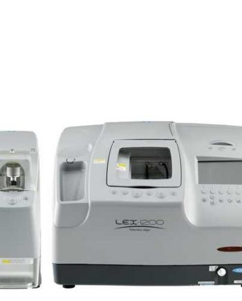 Nidek LEX-1200 Patternless Edger Optical Laboratory