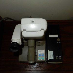 Nikon Retinomax K-Plus 2 Auto Refractor Keratometer