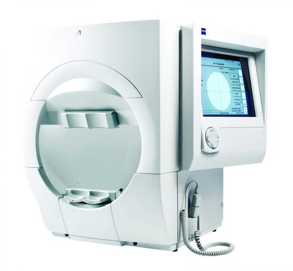 Carl Zeiss Humphrey 740i Visual Field Analyzer