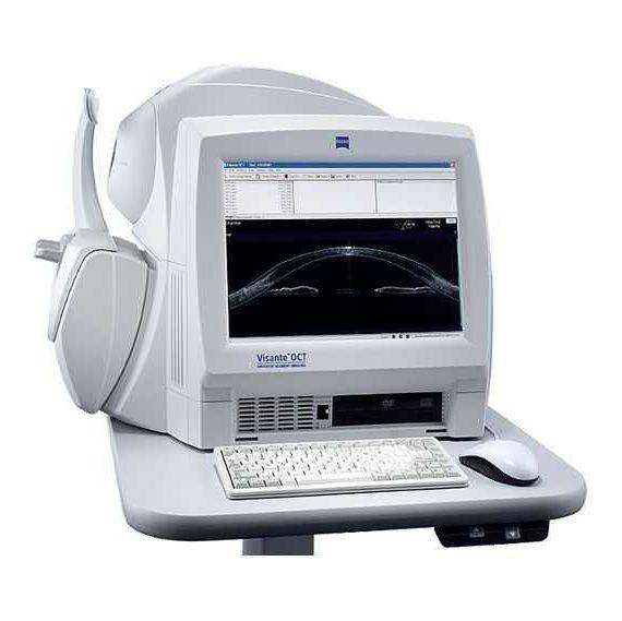 Carl Zeiss Visante OCT Anterior Segment Imaging and Biometry