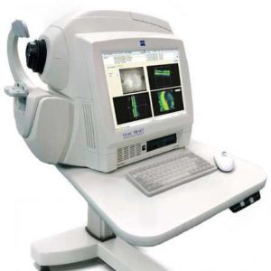 CARL ZEISS Cirrus HD-OCT 4000