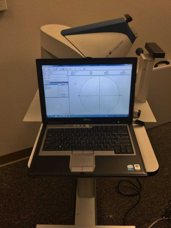 Oculus EasyField Perimeter Visual Field Analyzer