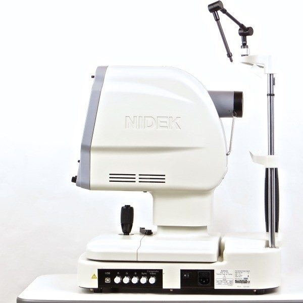 Nidek Non-Mydriatic Fundus Camera NM-1000