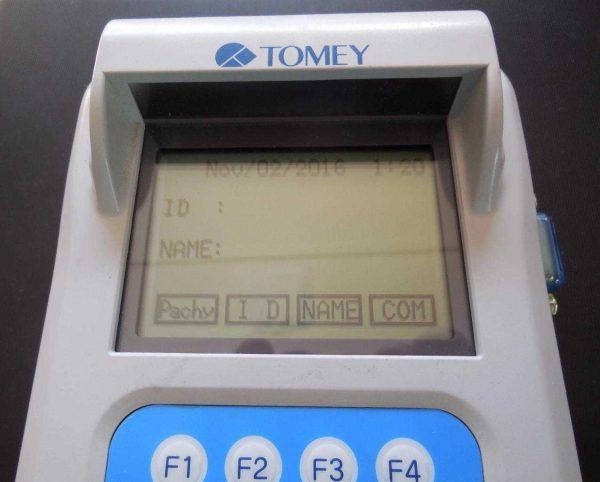 Tomey SP-100 Handheld Pachymeter