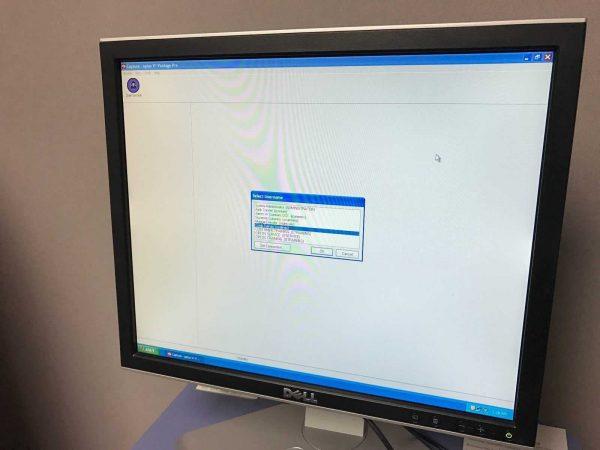 Optos P200Dx Digital Retina Imaging System