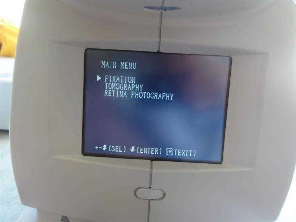 Topcon 3D OCT-1000