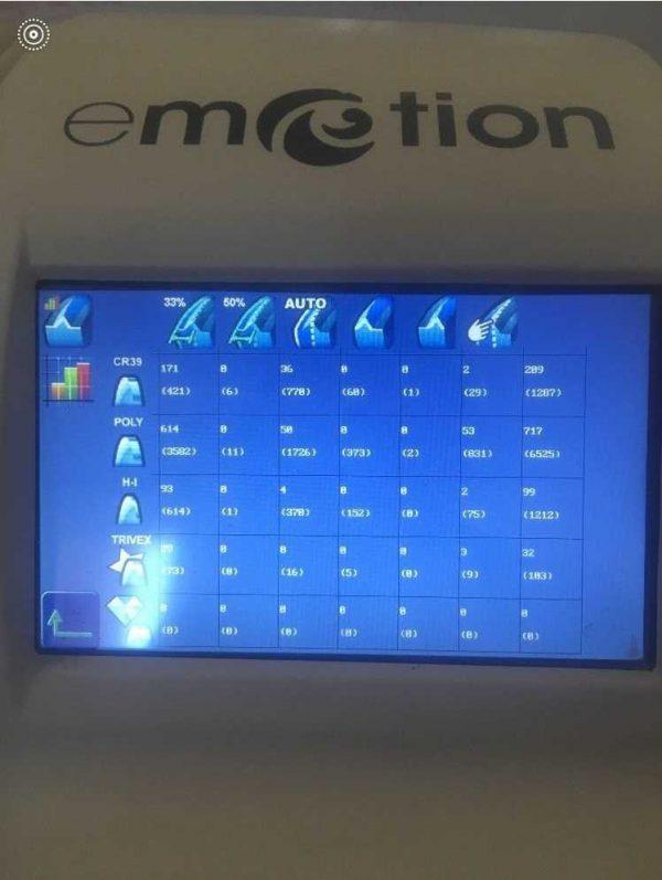 Briot Emotion Patternless Edging System