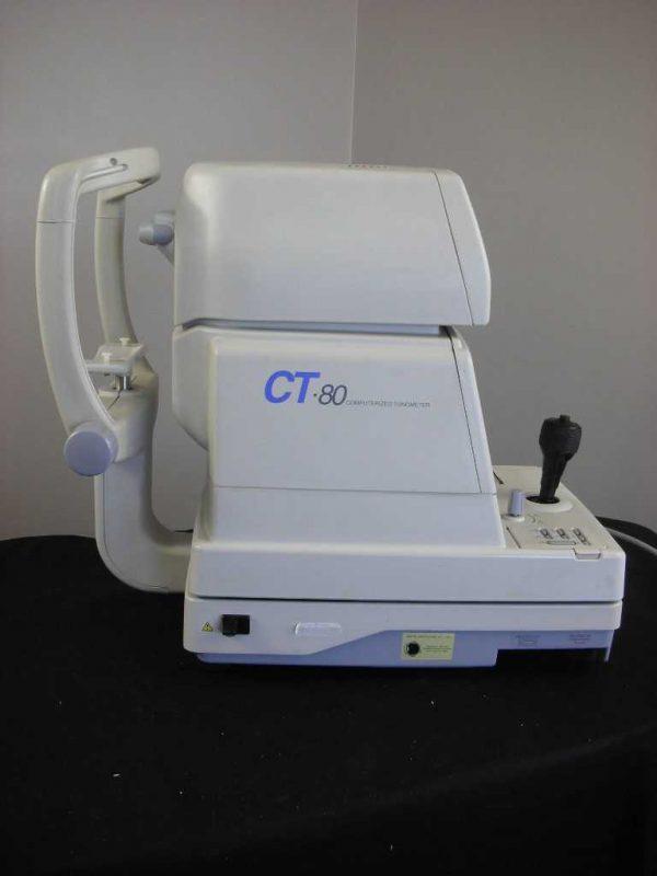 Topcon CT 80 Computerized Non-Contact Tonometer