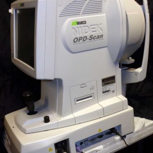 Marco Nidek ARK 9000 OPD SCAN REFRACTIVE POWER