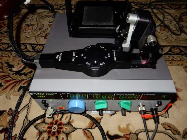 IRIDEX OcuLight SL Ophthalmic Laser 810nm Infrared