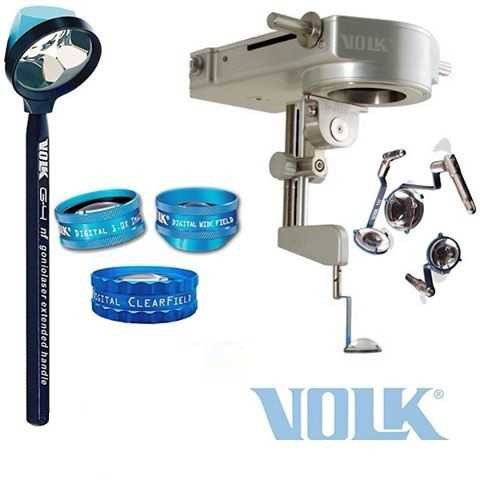 Volk MERLIN Surgical System non-contact vitreoretinal
