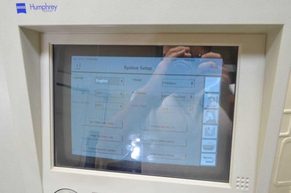 CARL ZEISS Humphrey 730 Visual Field Analyzer