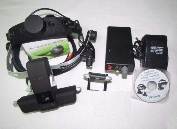 Keeler Vantage Plus Binocular Indirect Ophthalmoscope