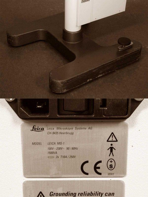 LEICA M500N Surgical Microscope