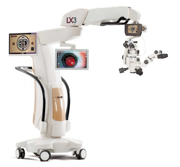 Alcon LuxOR LX3 Ophthalmic Microscope