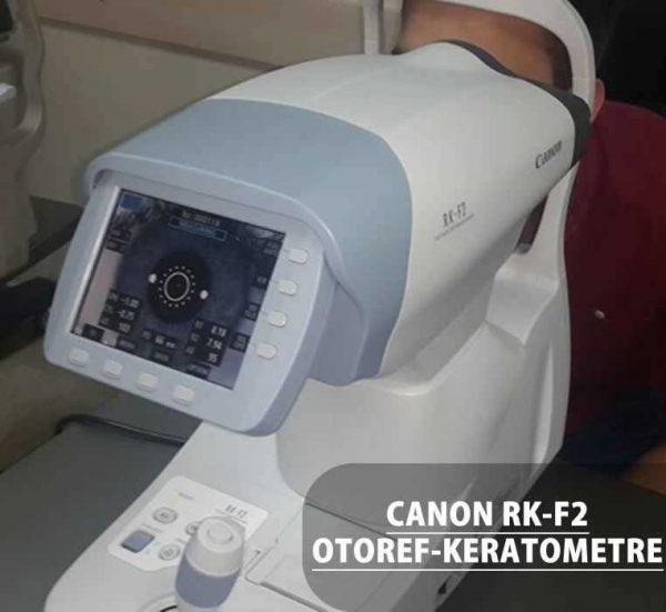 Canon RK-F2 Auto Refractor Keratometer