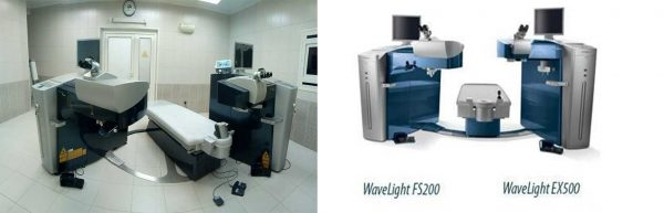 Alcon WaveLight EX500 Excimer Laser