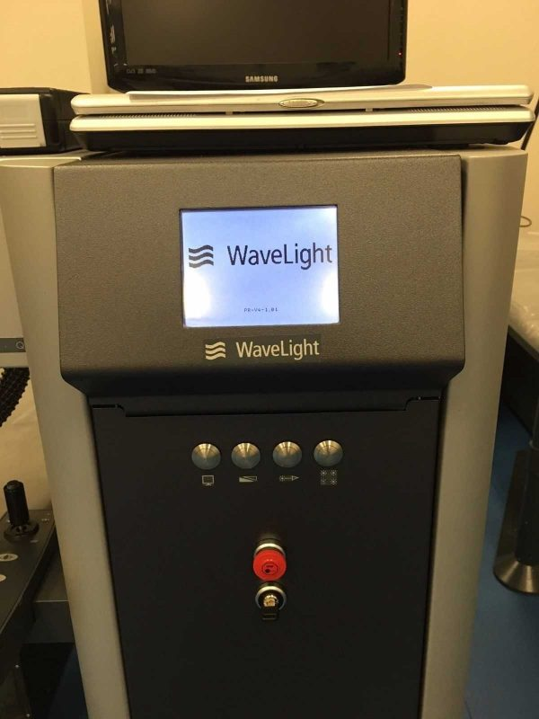 Alcon WaveLight Allegretto Wave Eye-Q Laser